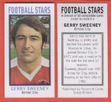 Bristol City Gerry Sweeney